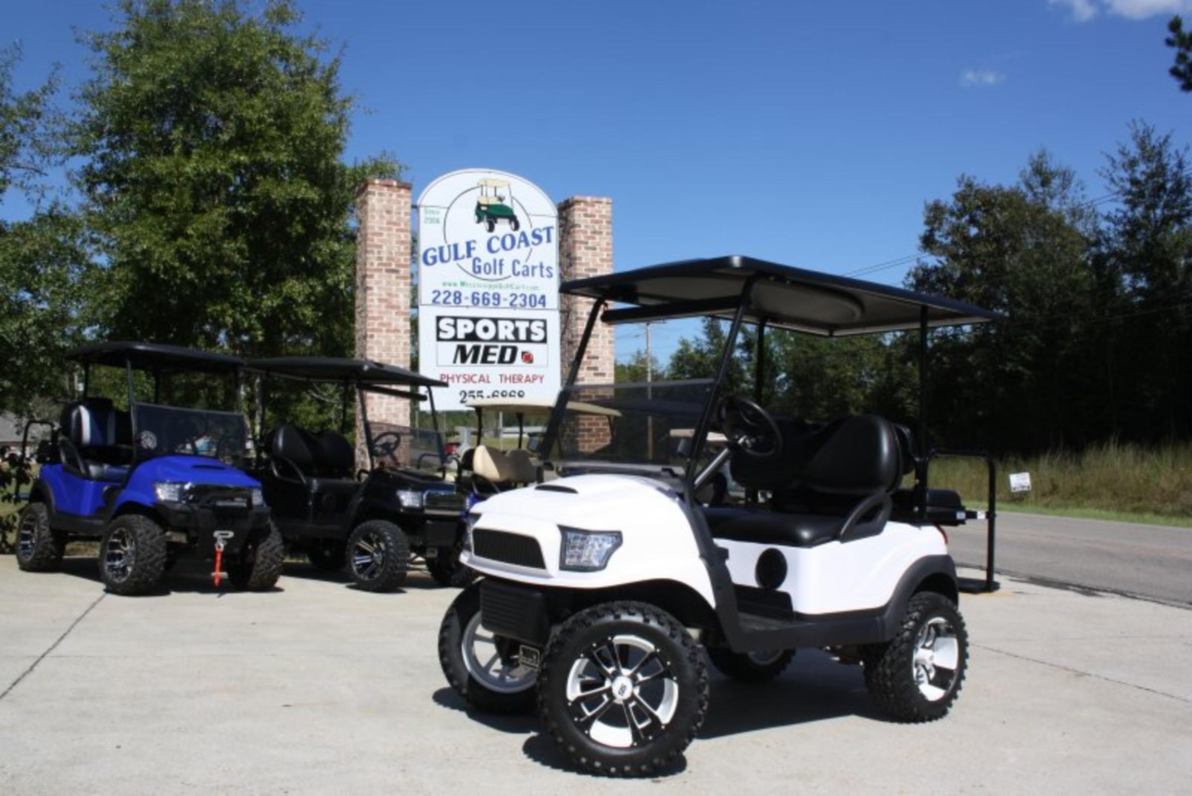 Gulf Coast Golf Carts | Alpha Cart on