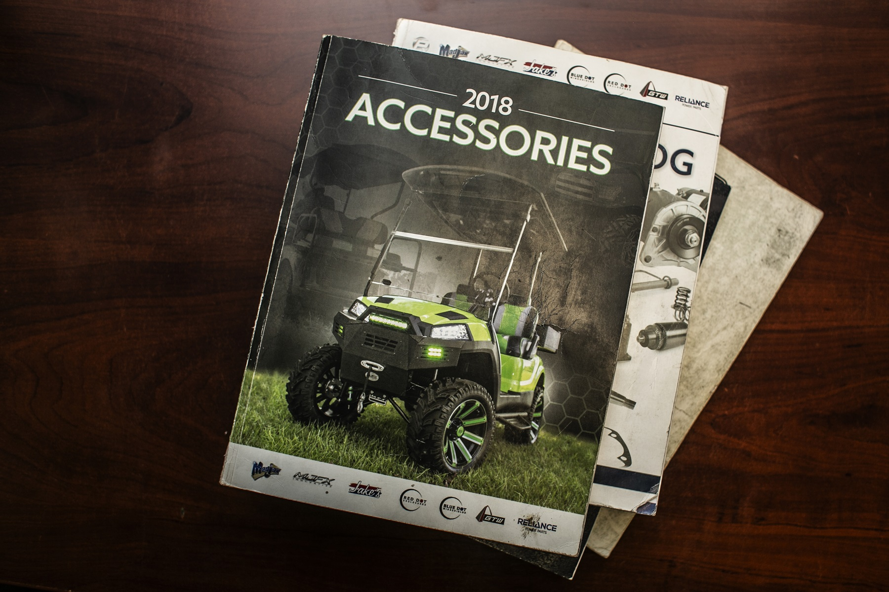 golf cart accessories catalog