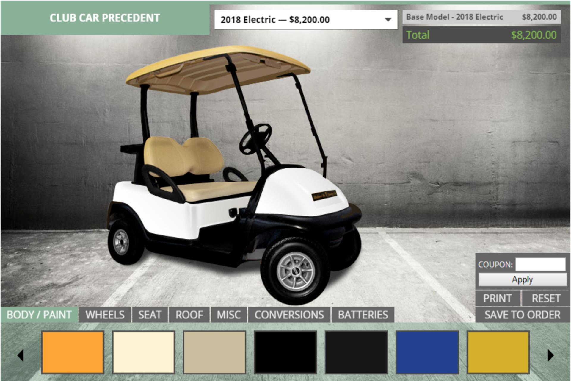 Gulf Coast Golf Carts